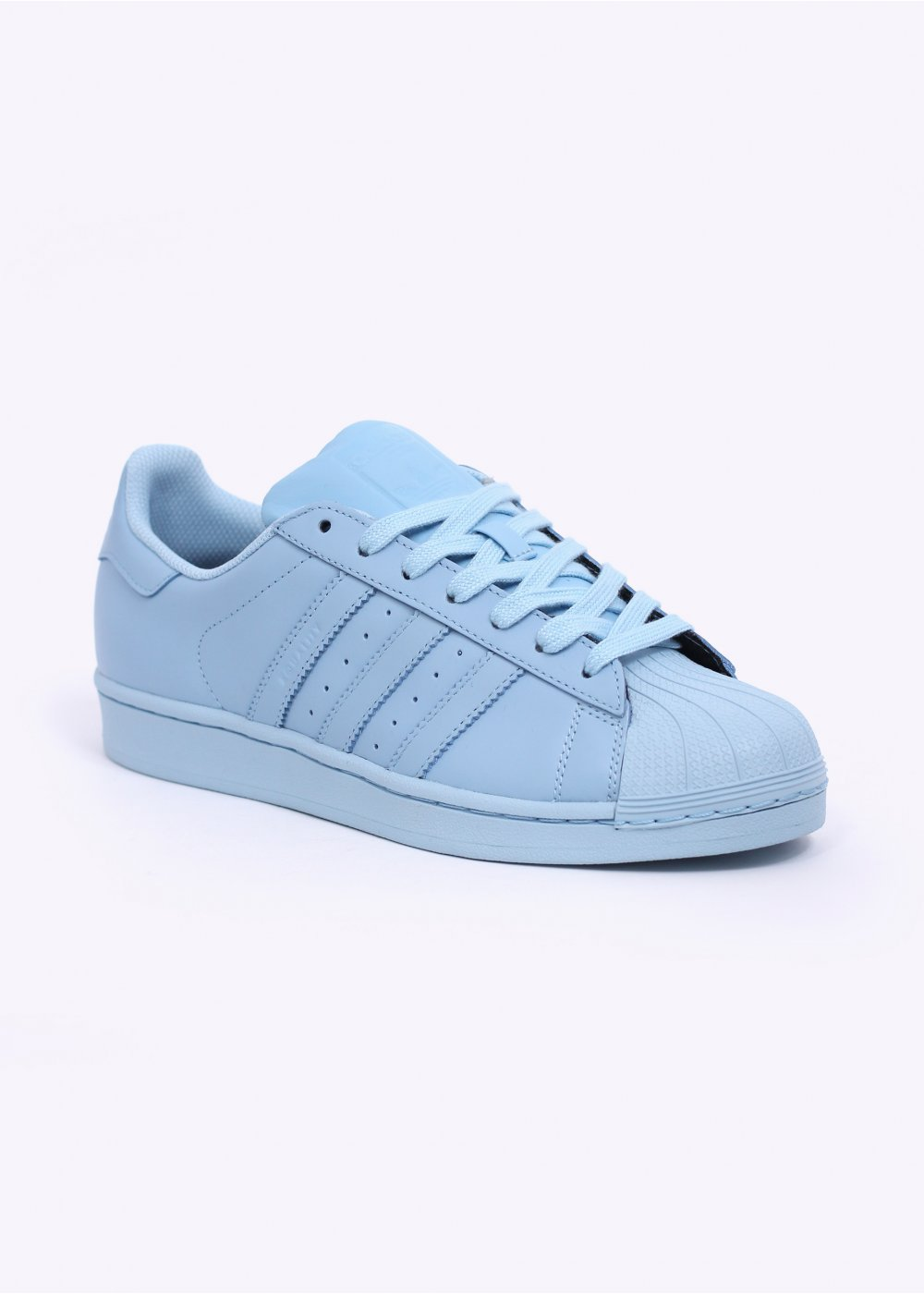adidas superstar supercolor blue sky. Black Bedroom Furniture Sets. Home Design Ideas