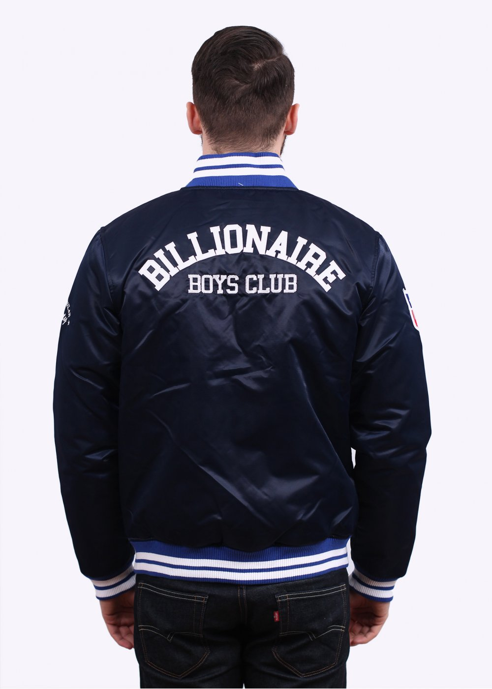 Shop all Billionaire Boys Club branded jackets, hoodies, t-shirts, pants and accessories.
