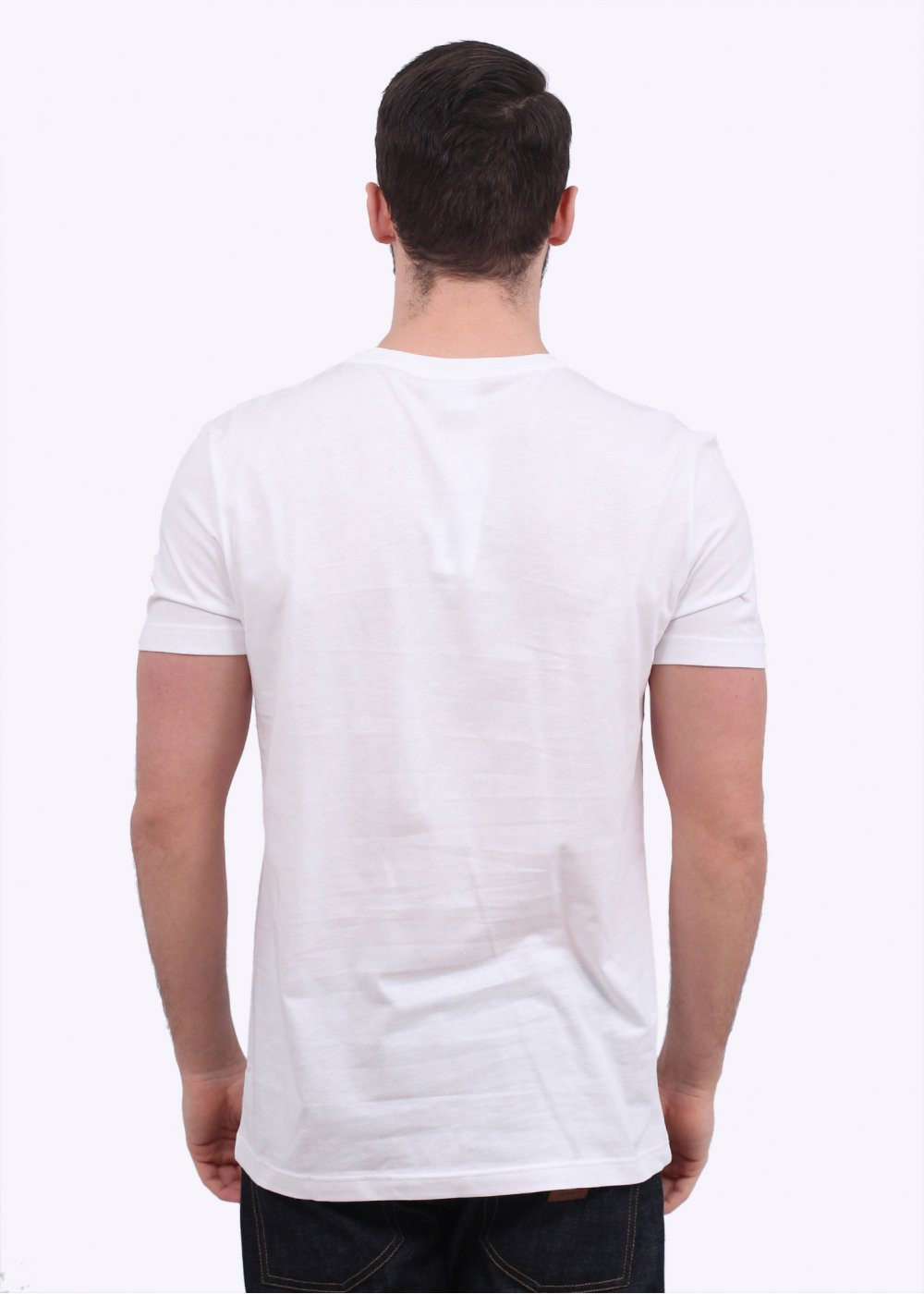 12c55a4d Logo Wallpaper: Triads Mens › Tshirts › Lacoste › Lacoste Logo Tee White
