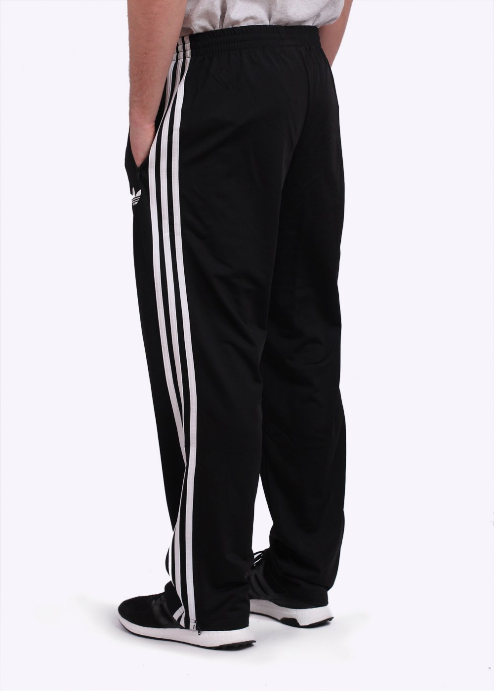 Adidas Originals Adi Firebird Track Pants Black White