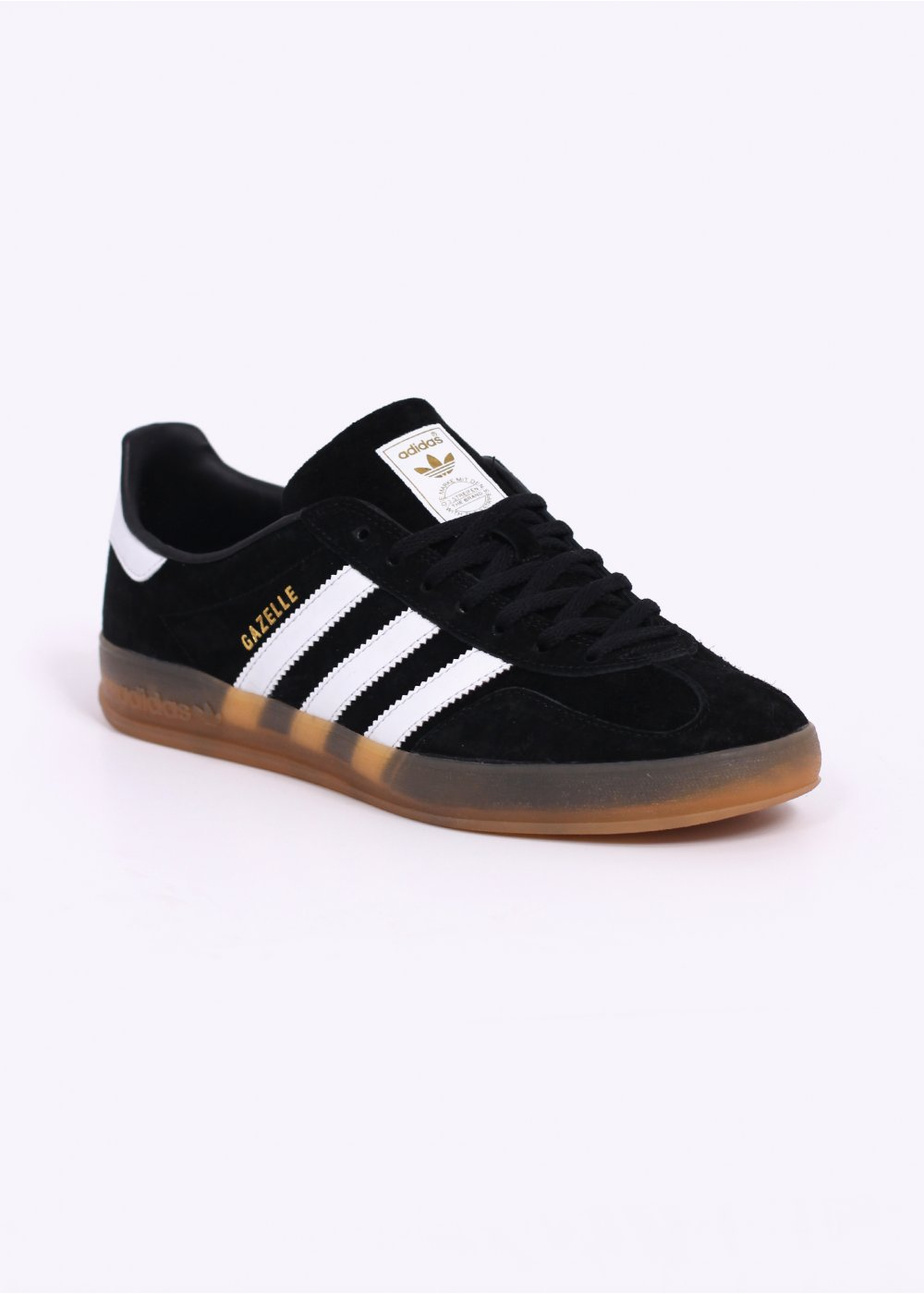 Adidas Originals Suede Black