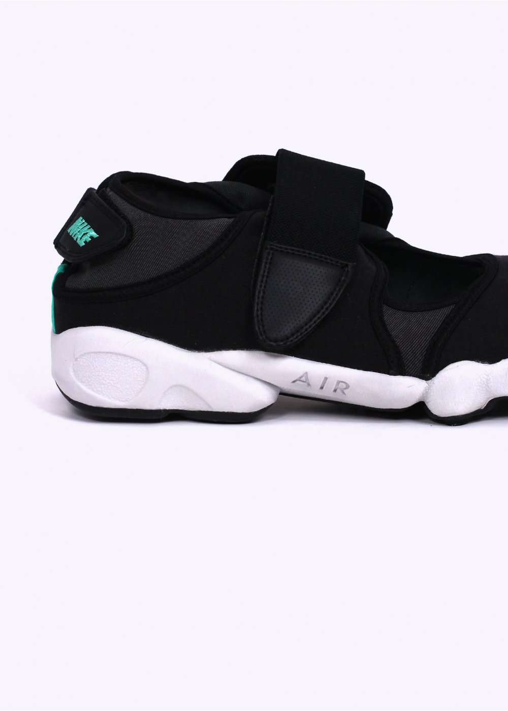 nike air rift trainers black white anthracite. Black Bedroom Furniture Sets. Home Design Ideas