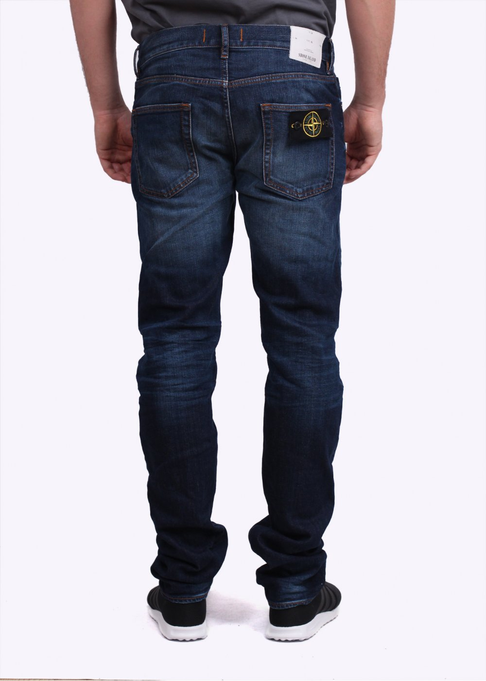 Stone Island Tapered Jeans