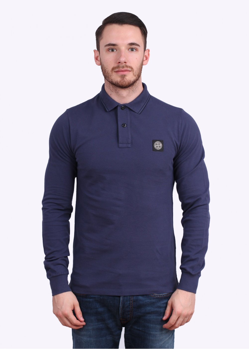 Boys Long Sleve Stone Island