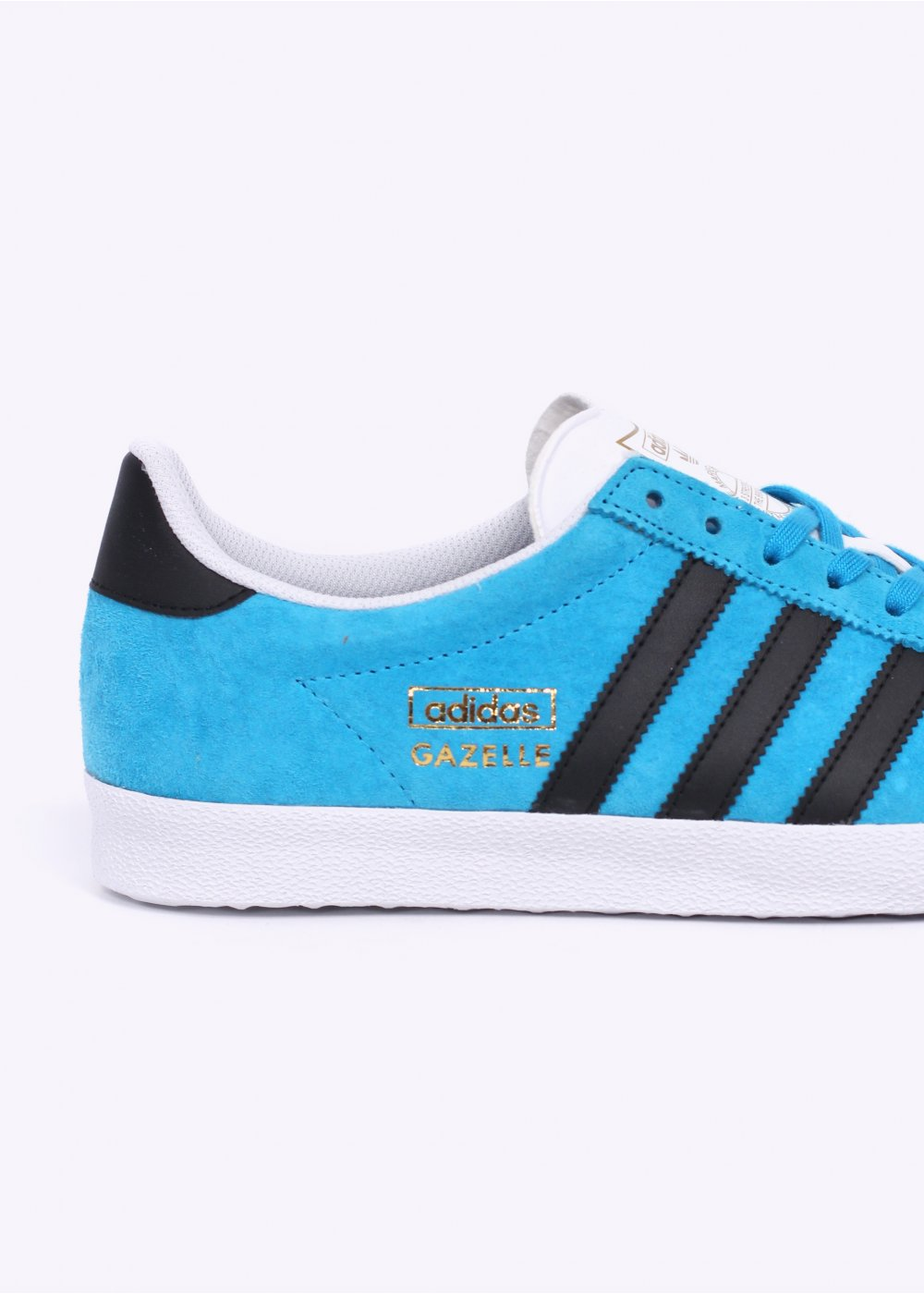 Adidas Originals Gazelle Og Solar Blue