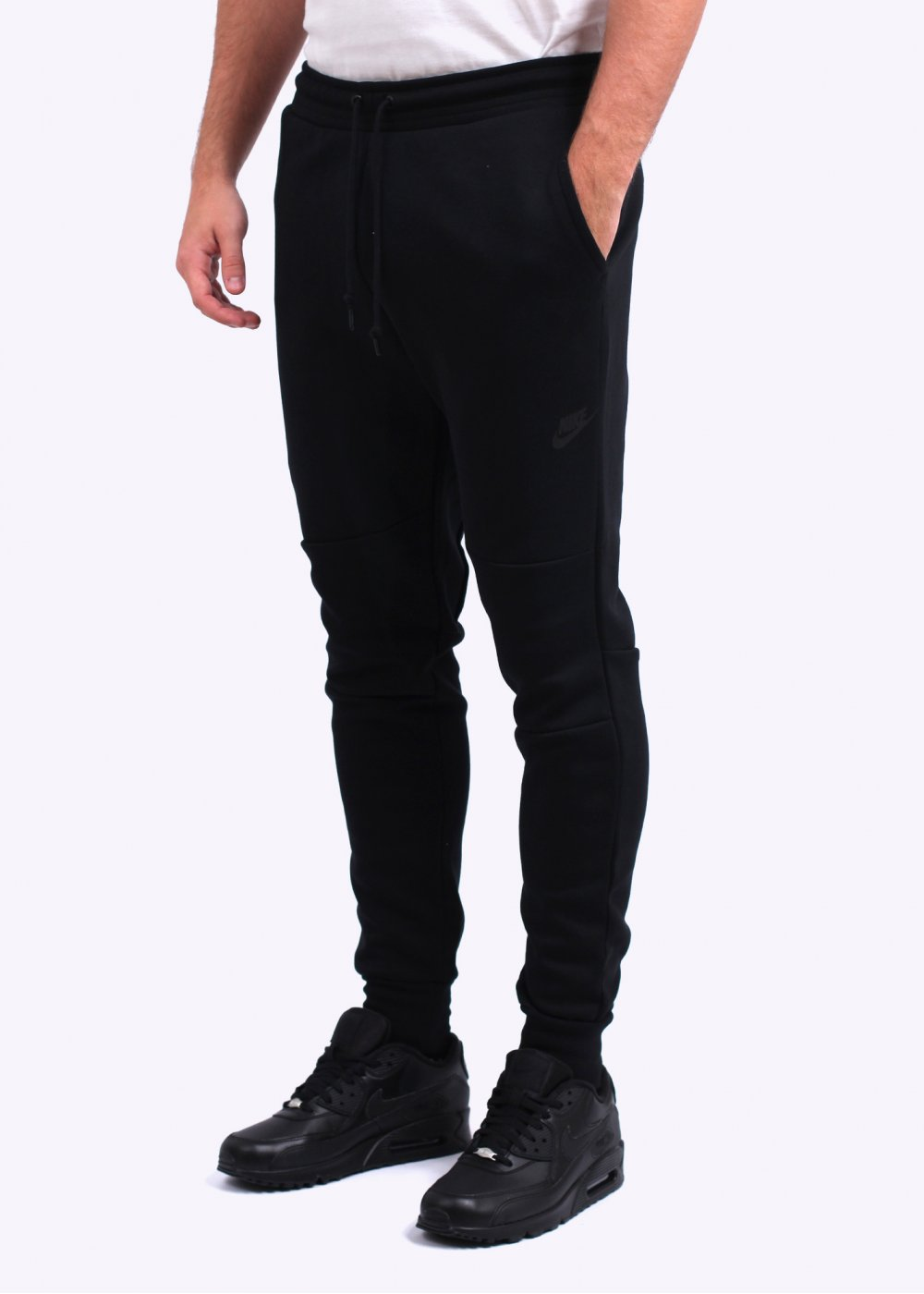 Awesome Nike Sweat Pants In Black  Lyst