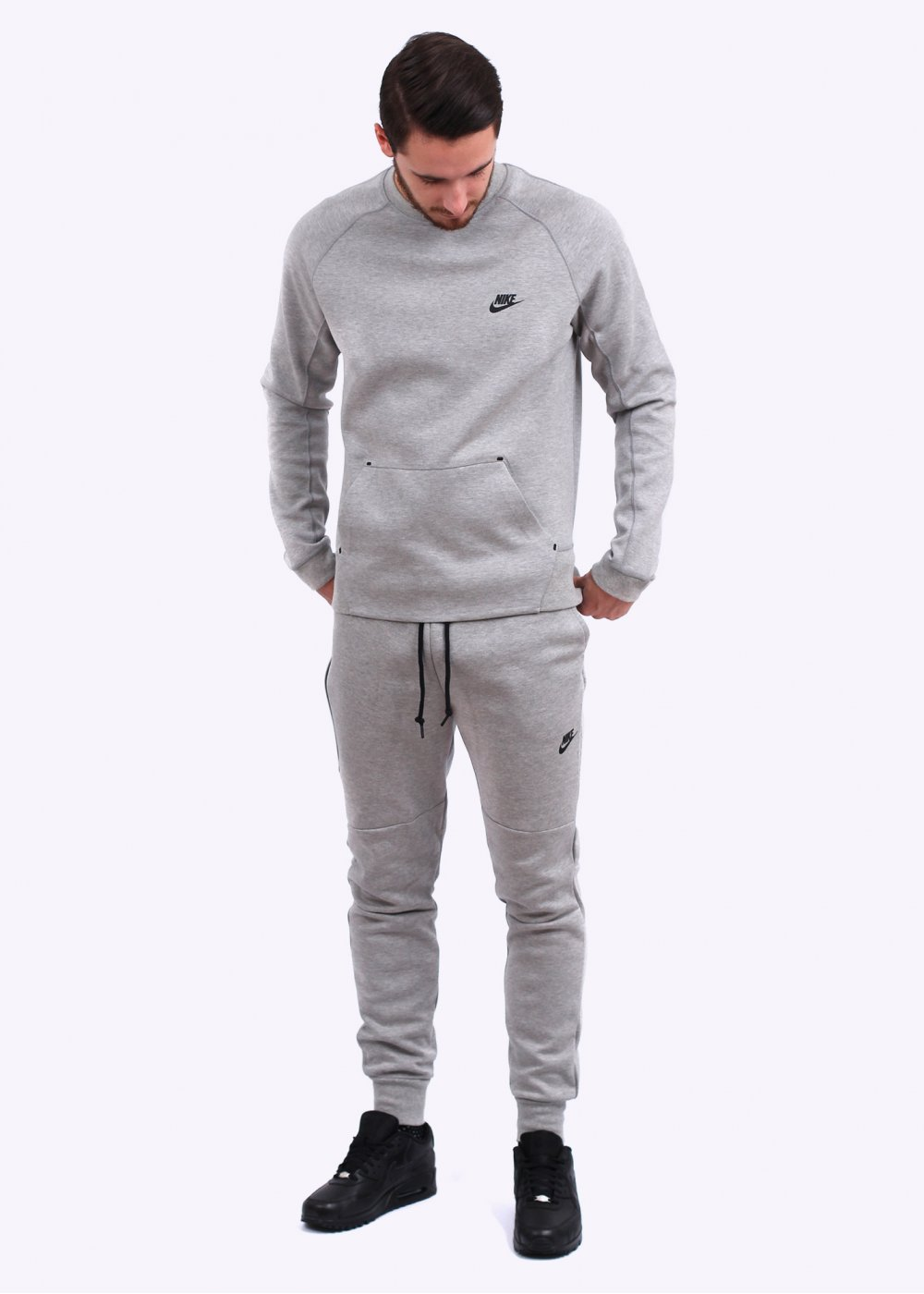 nike sportswear tech fleece pant grey. Black Bedroom Furniture Sets. Home Design Ideas