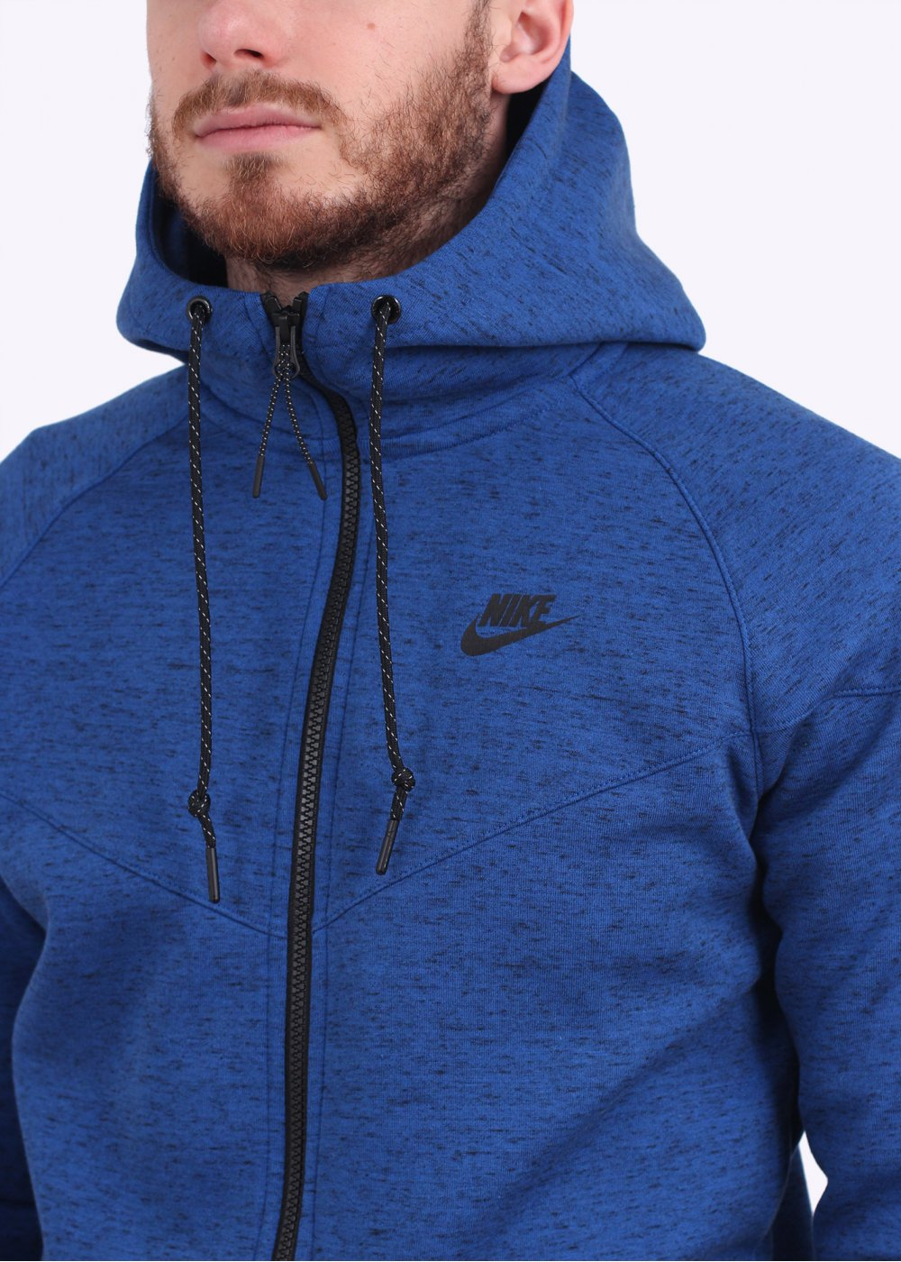Nike Tech Fleece Windrunner Game Royal Blue