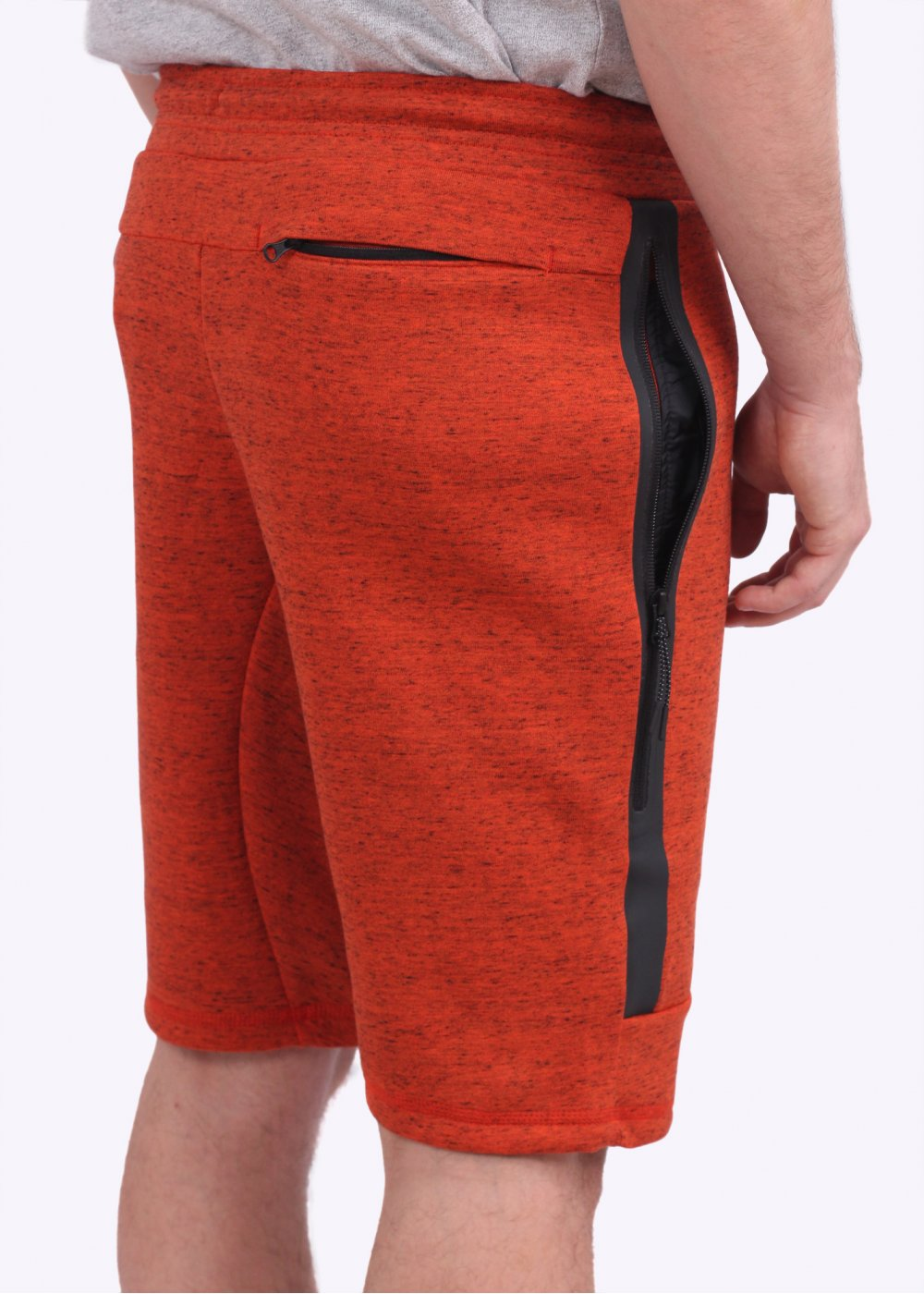 nike tech fleece shorts orange black. Black Bedroom Furniture Sets. Home Design Ideas