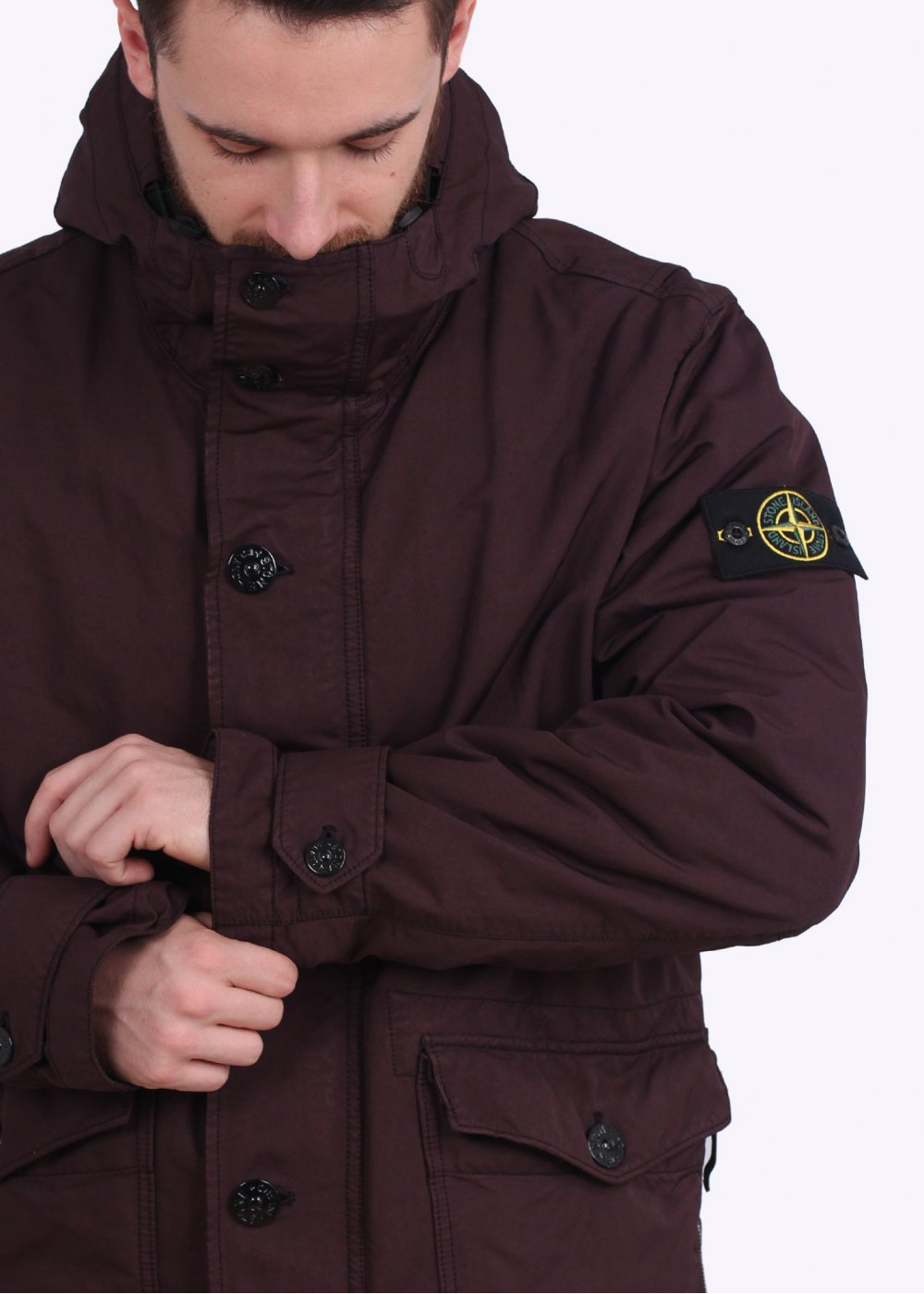 Nylon Jacket Mens