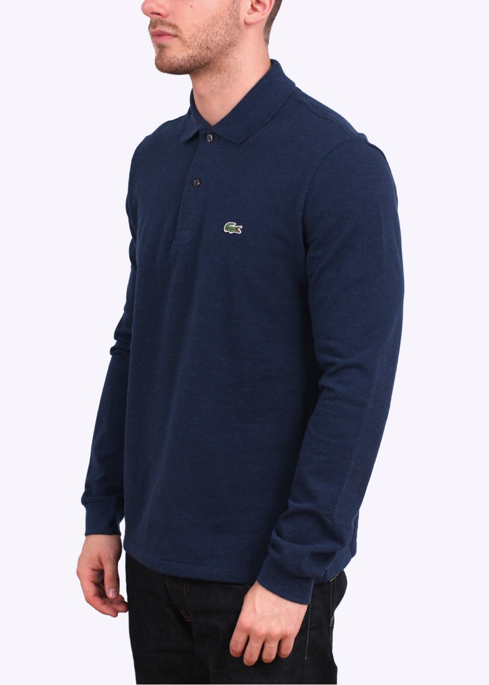 Mens Polo Shirts Lacoste Long Sleeve Best