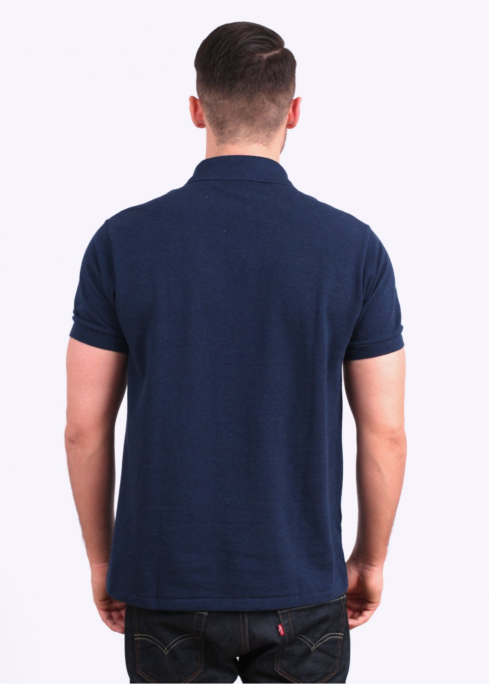polo shirts lacoste lacoste short sleeve polo shirt midnight. Black Bedroom Furniture Sets. Home Design Ideas