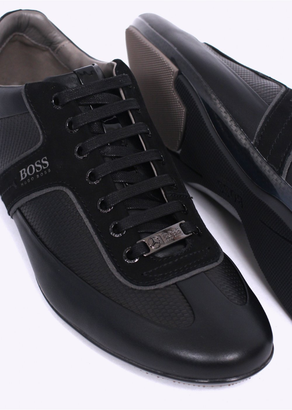 hugo boss footwear boss black for mercedes mercos