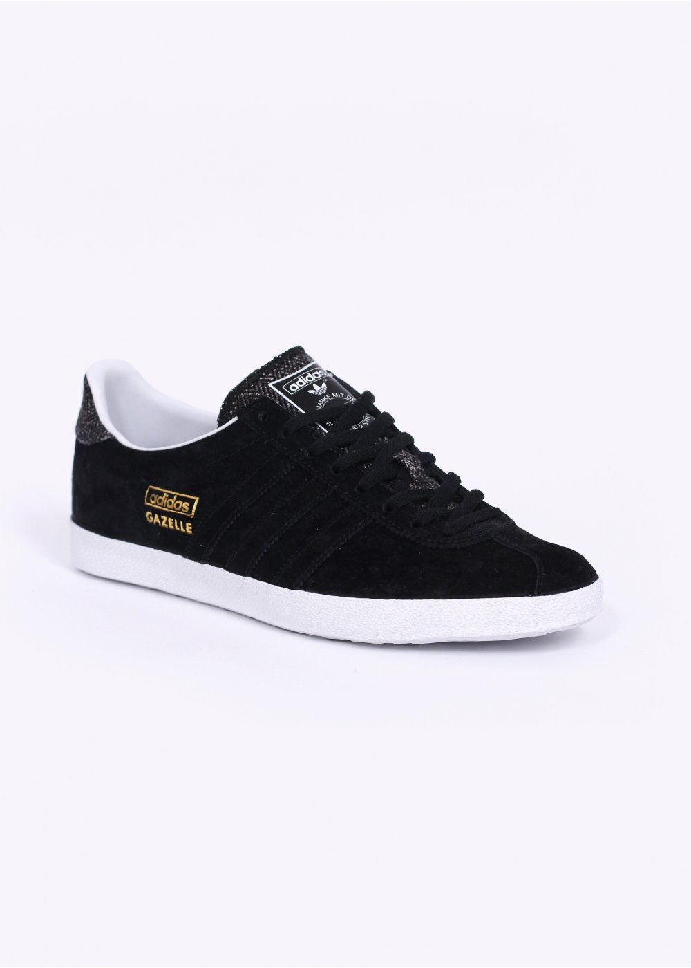 Adidas Originals Gazelle Og Black Shoes