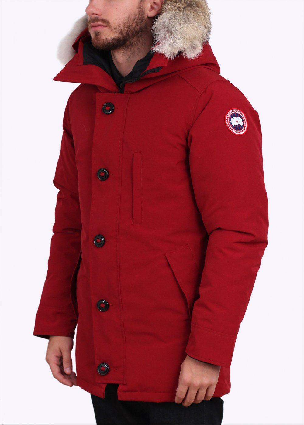 canada goose chateau parka redwood. Black Bedroom Furniture Sets. Home Design Ideas