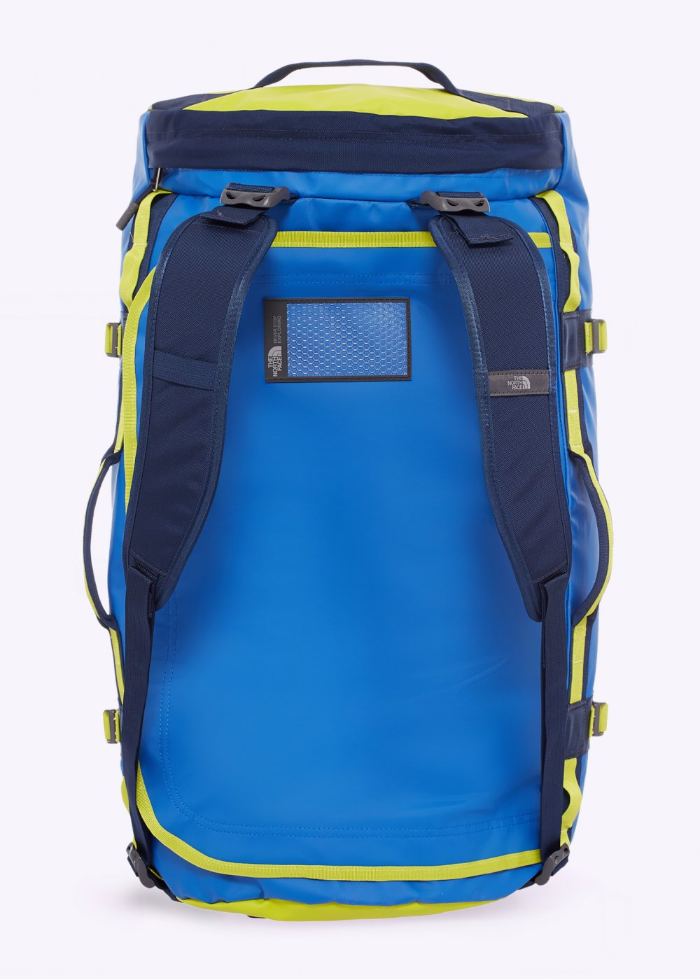 the north face large base camp duffel bag monster blue. Black Bedroom Furniture Sets. Home Design Ideas