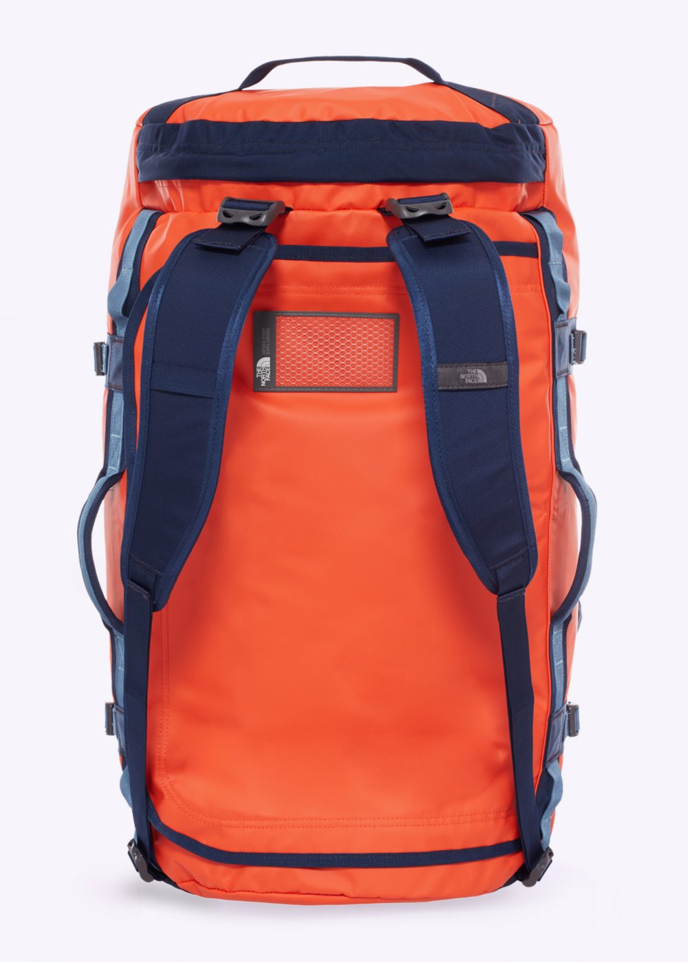 the north face large base camp duffel bag acrylic orange. Black Bedroom Furniture Sets. Home Design Ideas