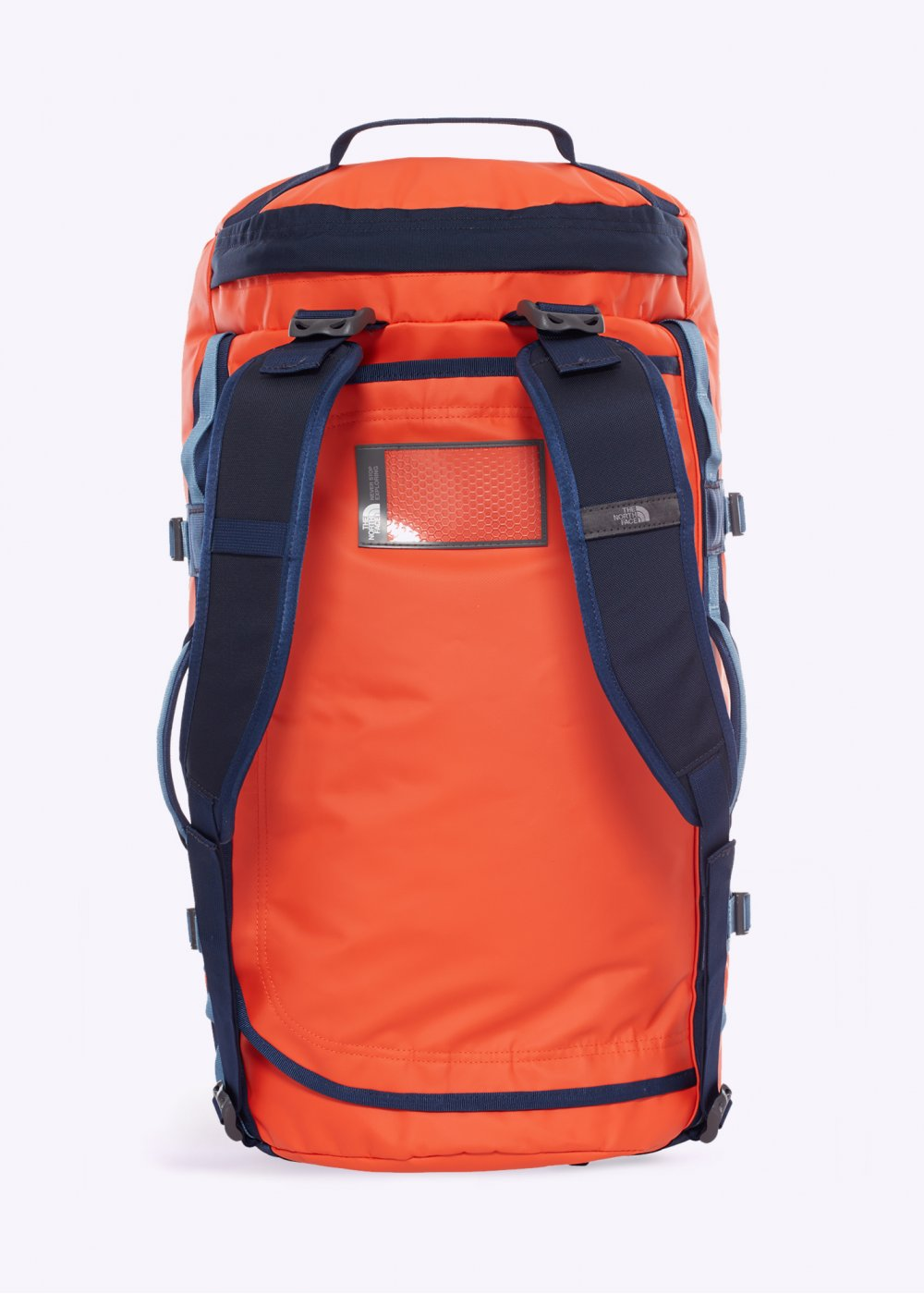 the north face medium base camp duffel bag acrylic orange. Black Bedroom Furniture Sets. Home Design Ideas