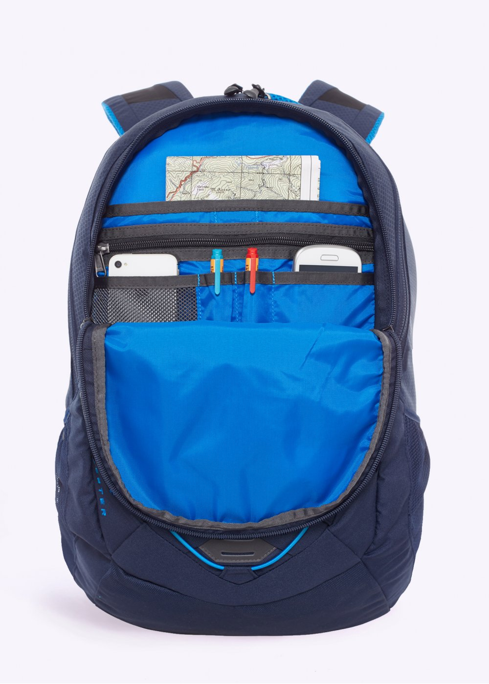 The North Face Jester Backpack Cosmic Blue Bomber Blue