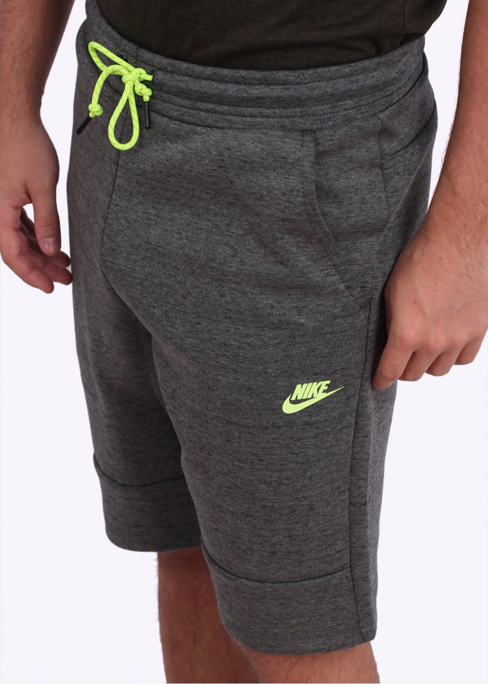 nike tech fleece shorts charcoal. Black Bedroom Furniture Sets. Home Design Ideas