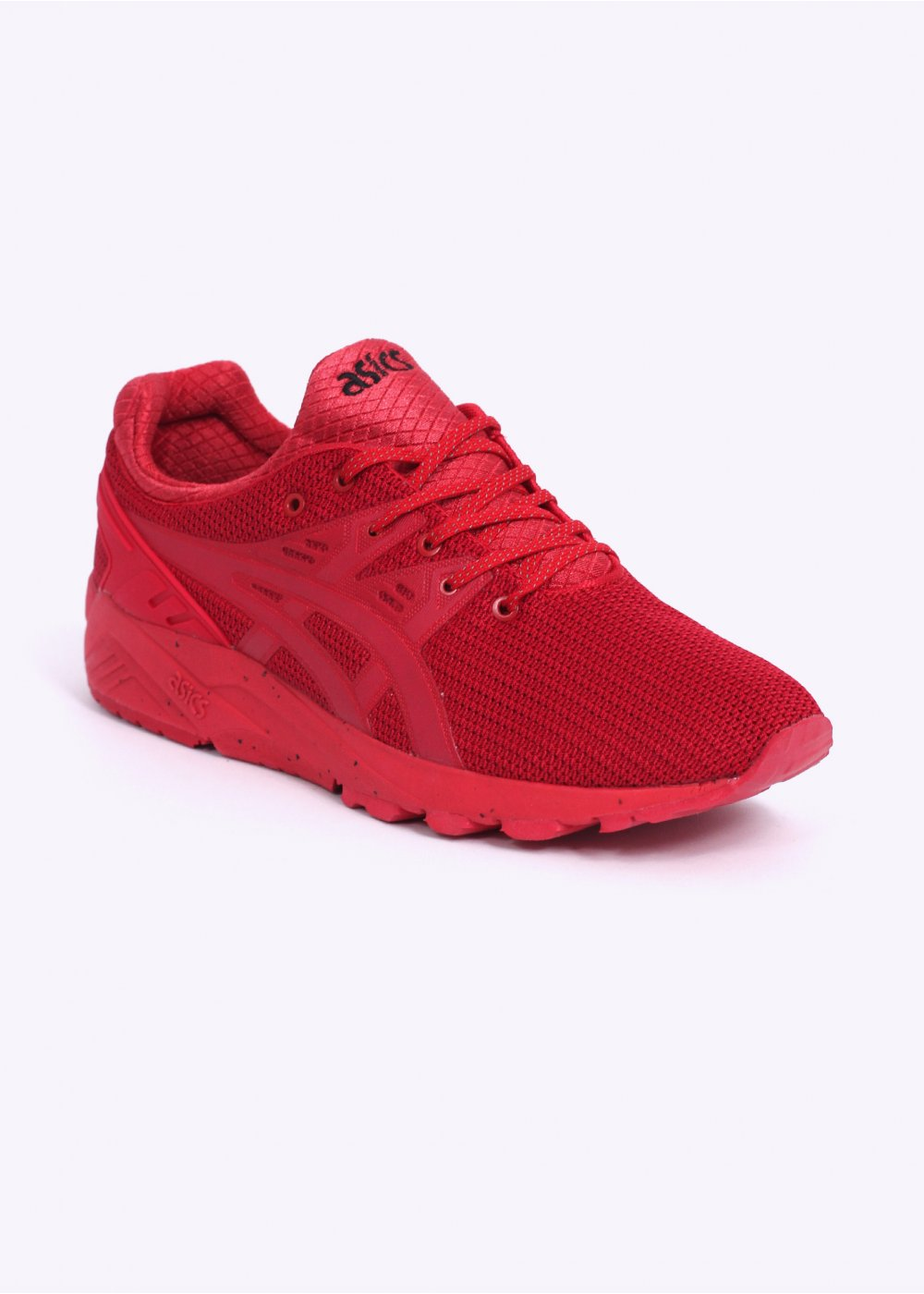 asics gel kayano evo trainers tech pack red. Black Bedroom Furniture Sets. Home Design Ideas