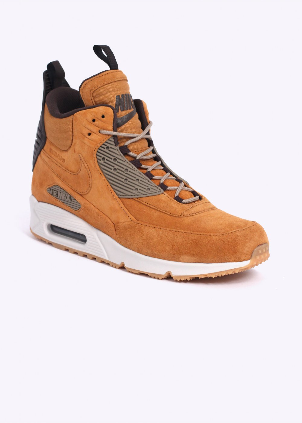 Nike Air Max 90 Winter Sneakerboots Bronze Bamboo