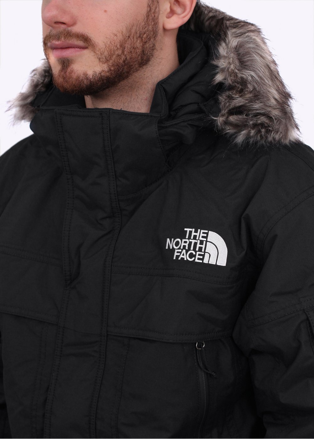 the north face mcmurdo parka 2 black. Black Bedroom Furniture Sets. Home Design Ideas