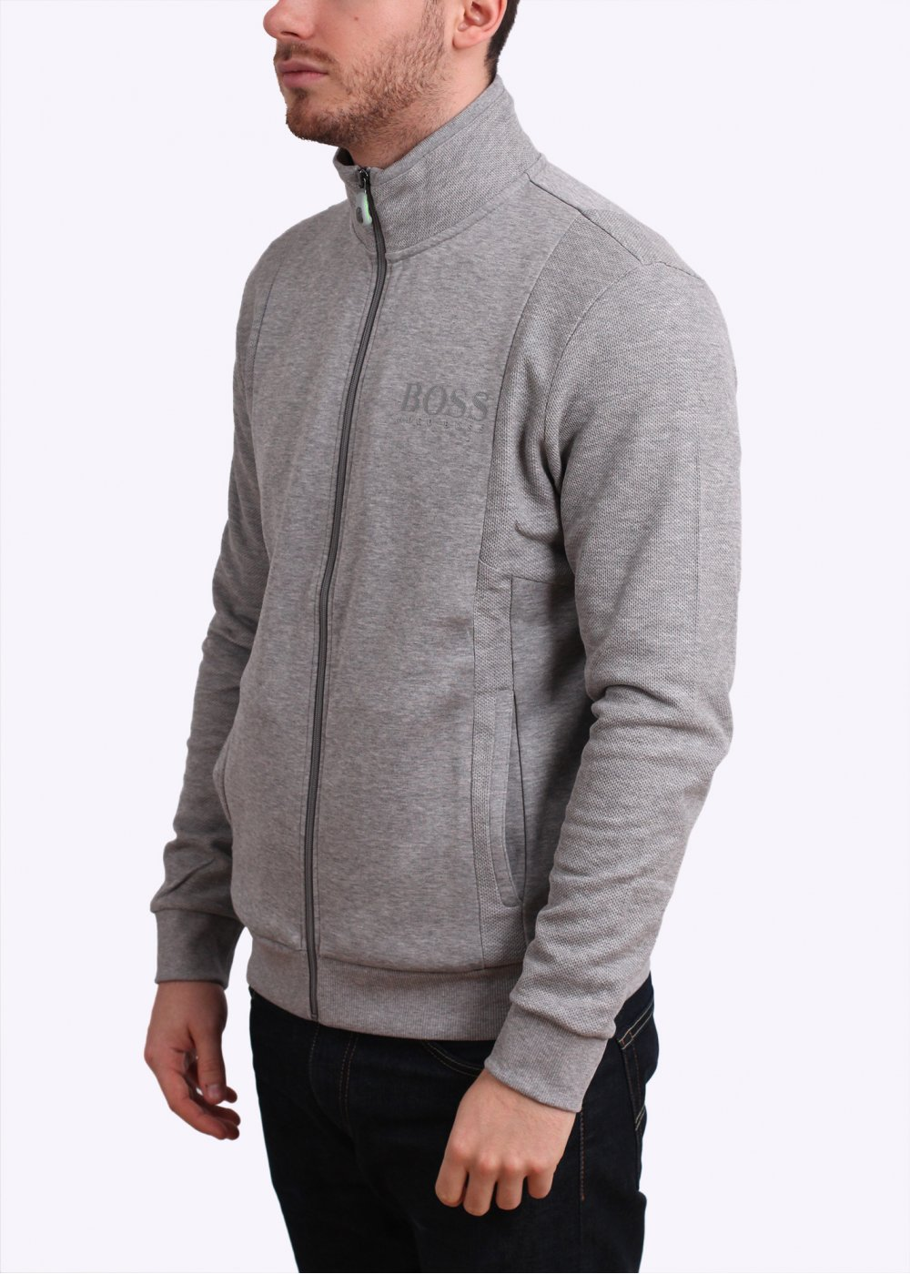 Hugo Boss Skaz Jacket Light Grey