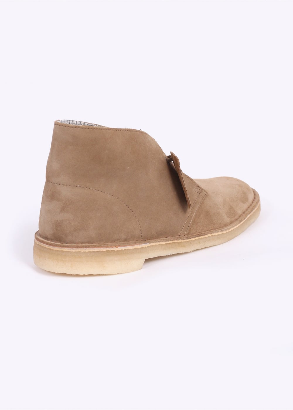 clarks originals suede desert boot oakwood
