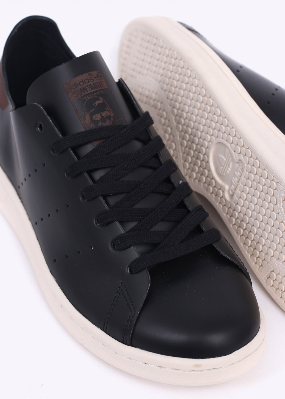 Adidas Stan Smith Deconstructed Black