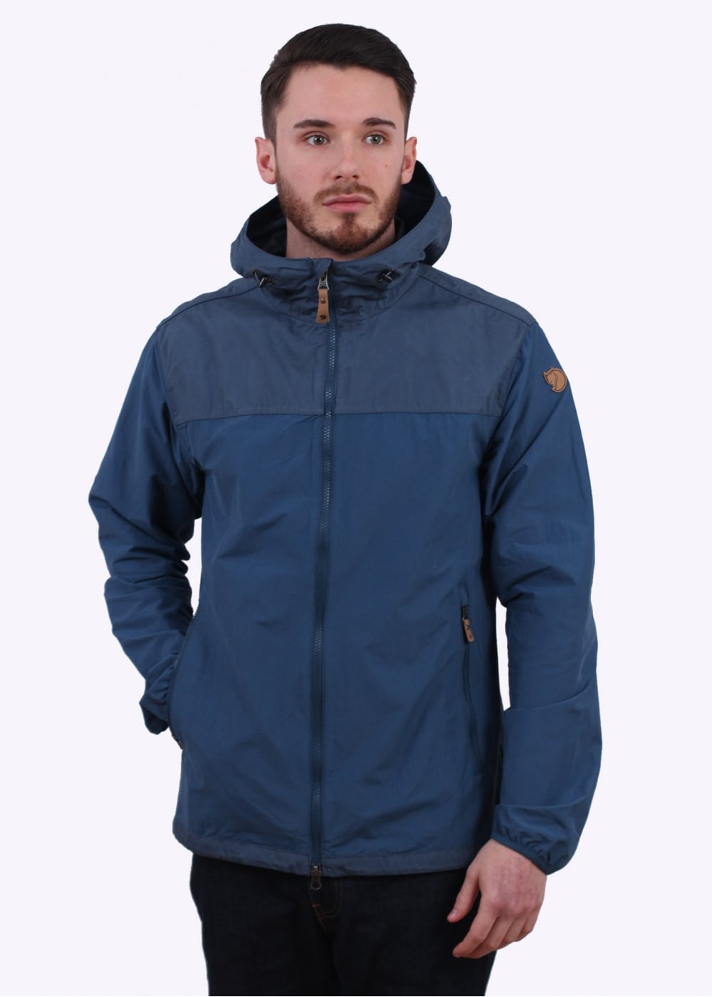 Fjallraven Abisko Hybrid Jacket Uncle Blue