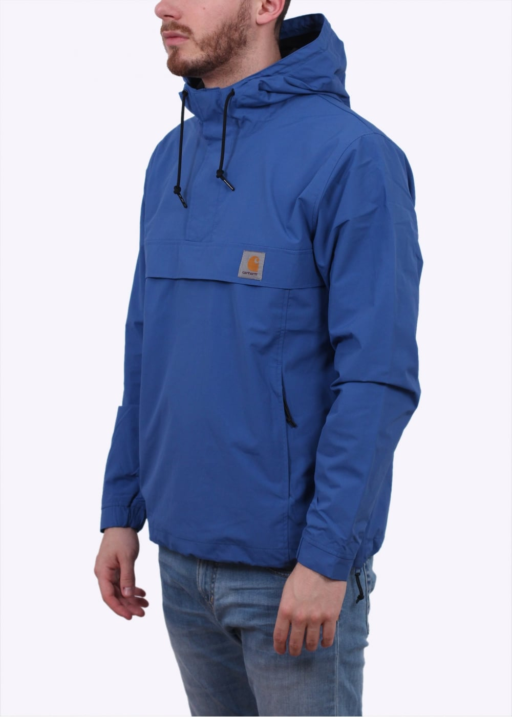 carhartt nimbus pullover jacket dolphin carhartt from triads uk. Black Bedroom Furniture Sets. Home Design Ideas