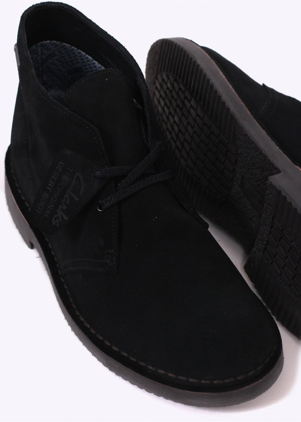how to clean clarks gore tex shoes