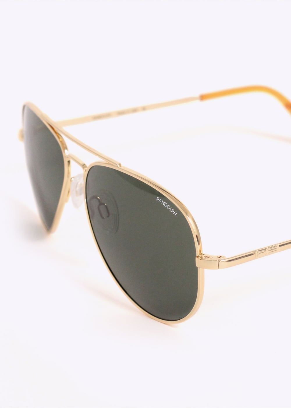 randolph engineering concorde sunglasses gold agx 5