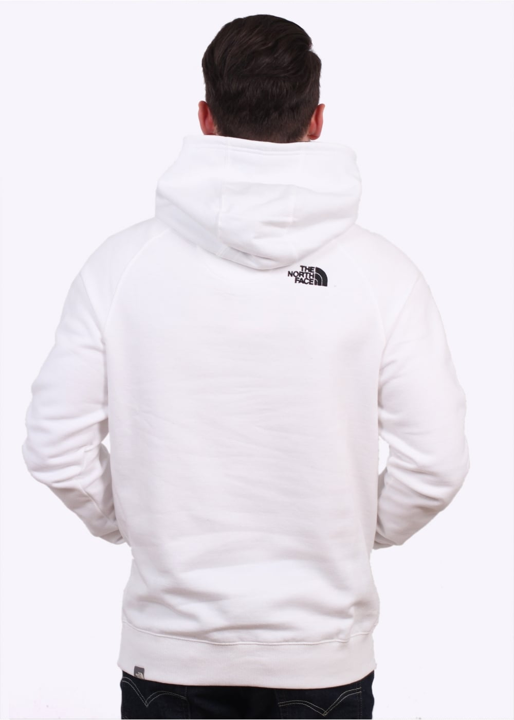 the north face fine pullover hoodie white the north. Black Bedroom Furniture Sets. Home Design Ideas