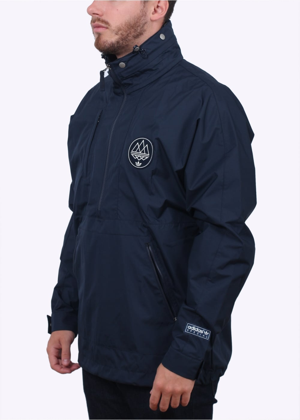 Adidas Originals Spezial Rishton Jacket Night Navy