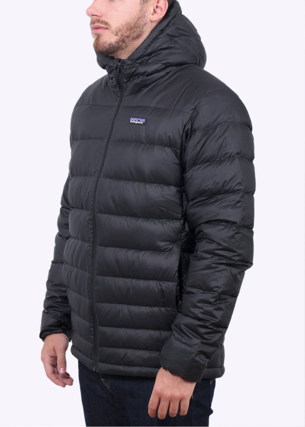 Patagonia Hi Loft Down Hoody Black Patagonia From