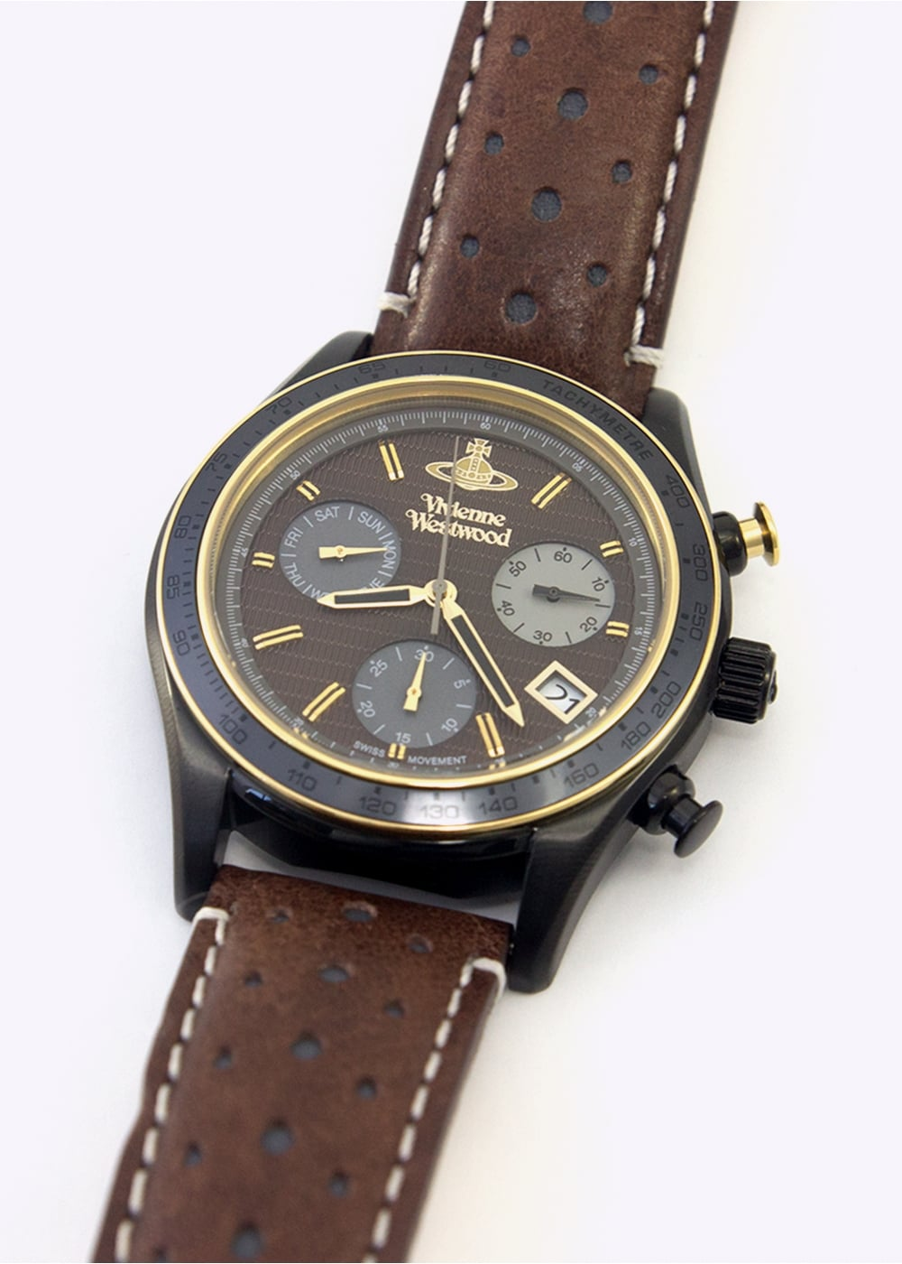 vivienne westwood mens watches sotherby chronograph