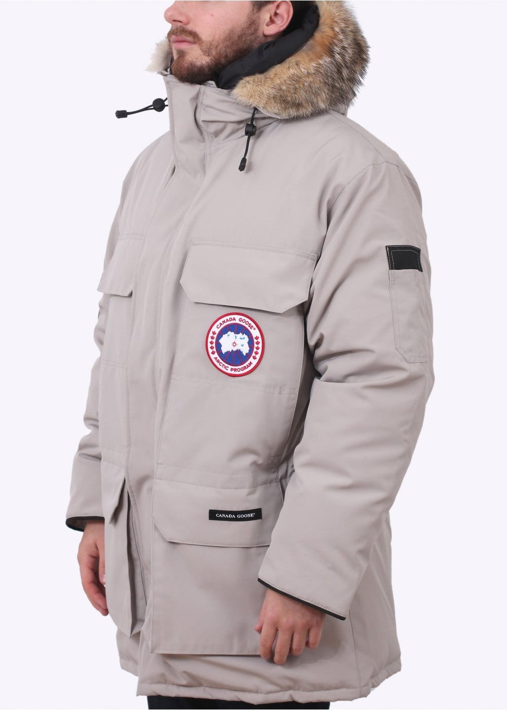 Canada Goose Expedition Parka - Limestone - Canada Goose ... Hugo Boss Green Shoes