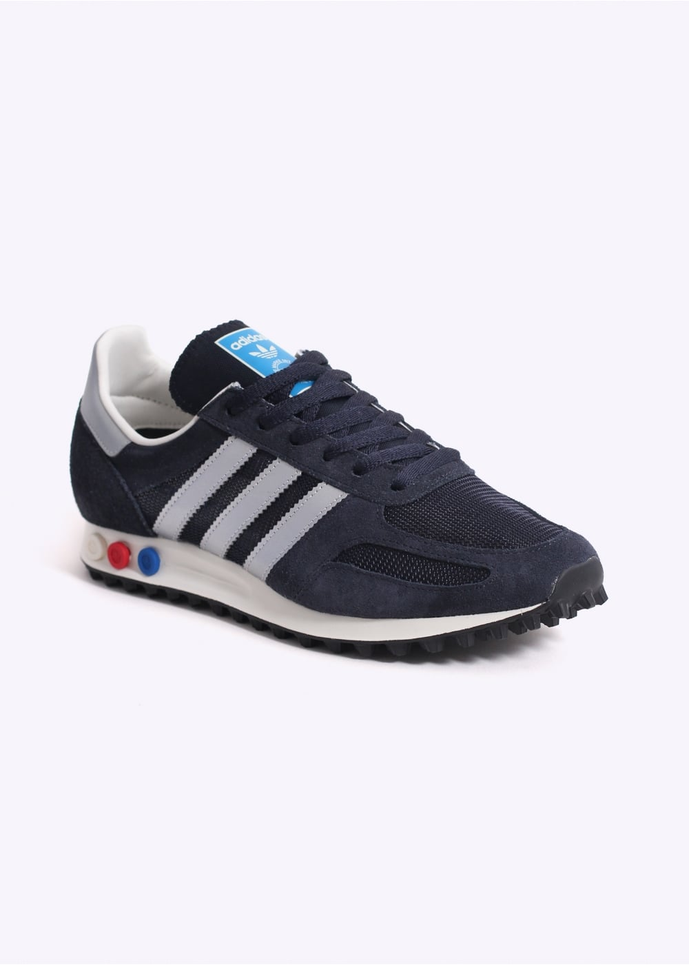 adidas originals footwear la trainer og navy adidas. Black Bedroom Furniture Sets. Home Design Ideas