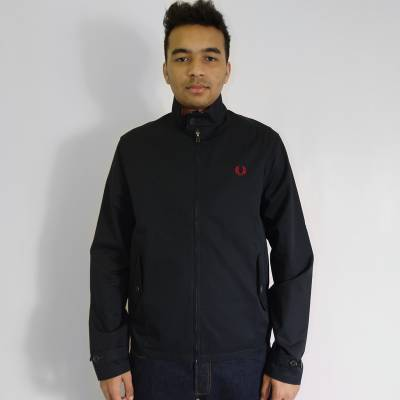 Win a Fred Perry Harrington Jacket!!