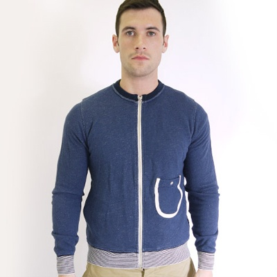 Win a Folk Zip Crew Sweater worth £109!!!