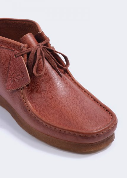 repertorio Desventaja Condensar  Clarks x Horween Wallabee Boot - Premium Tan Leather