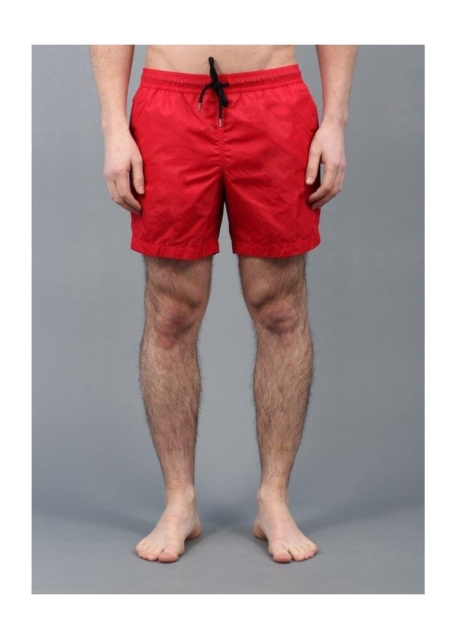 13a1b7ceb1 Moncler Classic Swim Shorts - Red