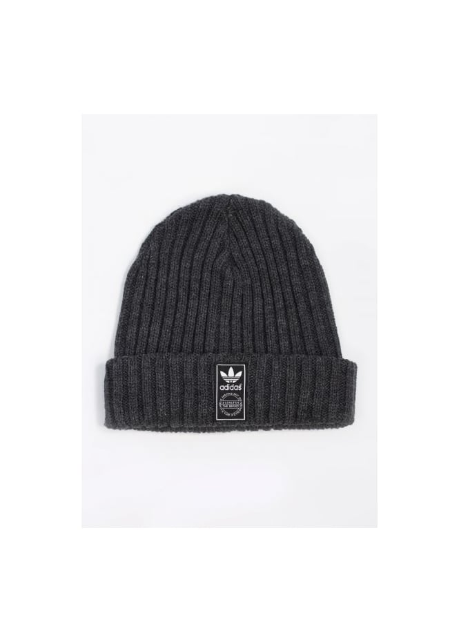 adidas Originals Fisherman Beanie Hat - Black af80e36d7e2