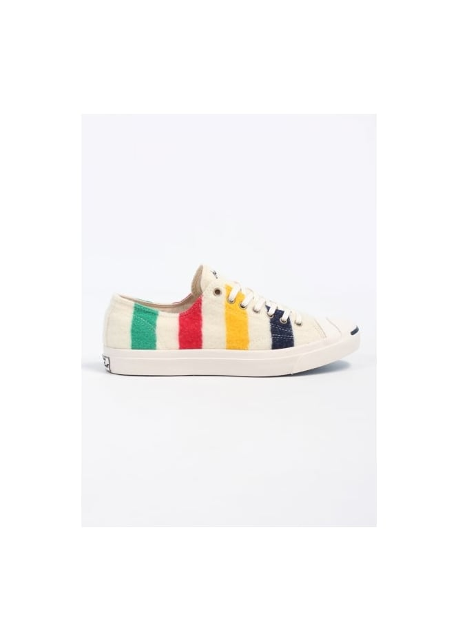 1f8686bb199d Converse First String Hudson Bay Jack Purcell LTT Ox - Snow White