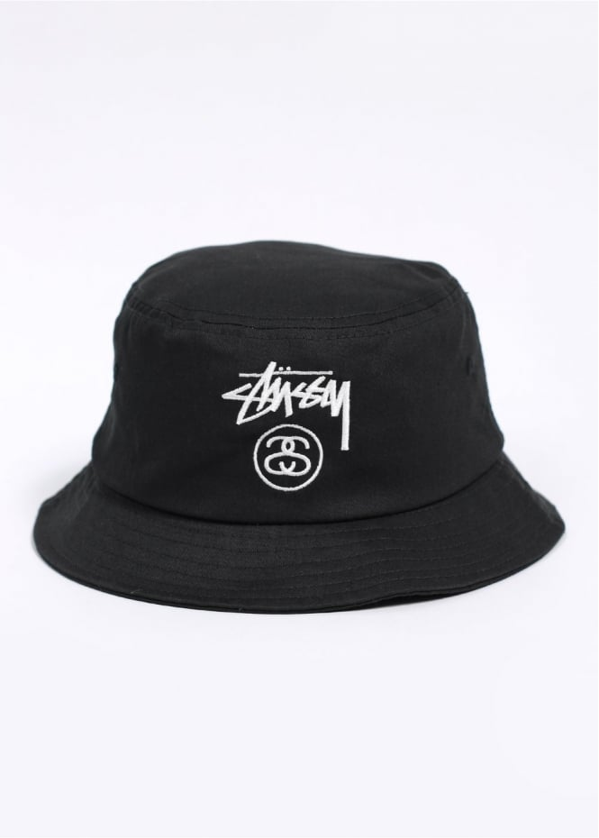stussy bucket hat navy - 665×930