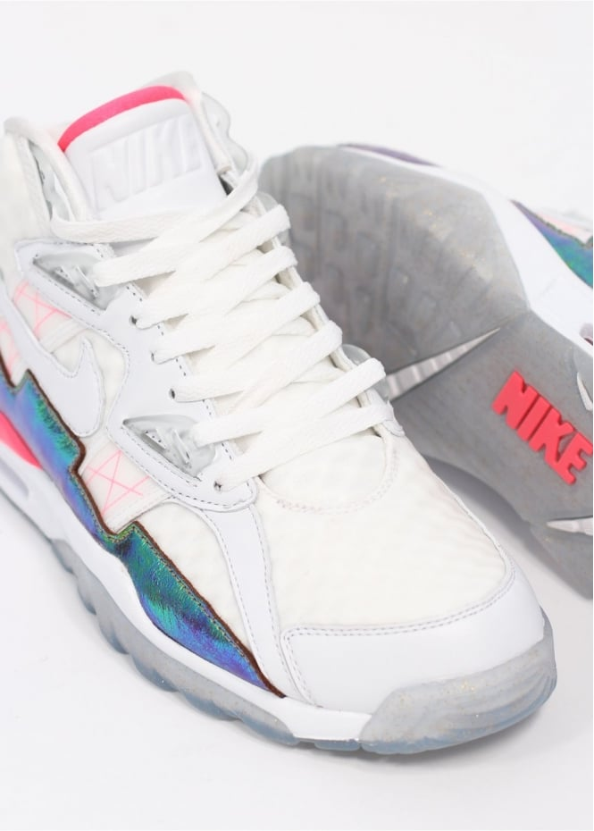 b765525f70edc Nike Quickstrike QS Air Trainer SC High PRM 'Hyper Punch' Trainers - White  / Hyper Punch