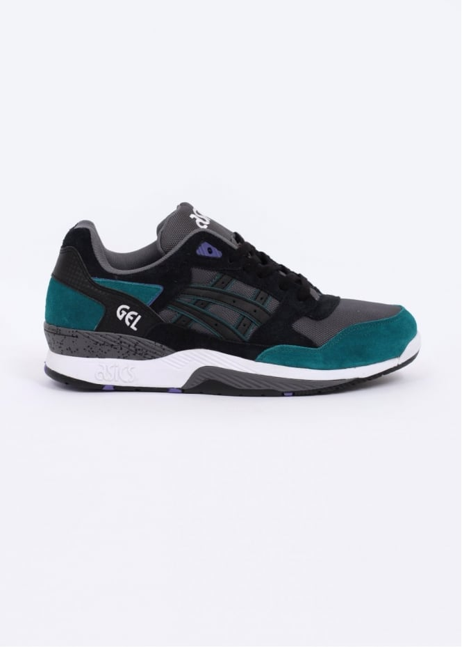 Asics GT Quick Trainers - Black / Spruce