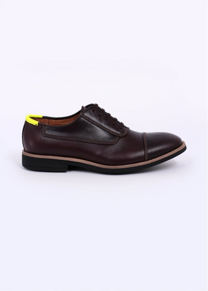 Paul Smith Almoral Shoes - Burgundy